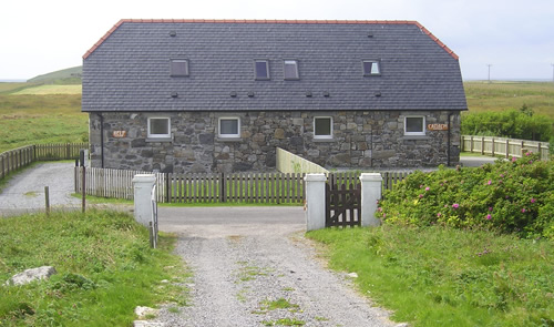 Self catering holidays, Uist, Kelp Cottage