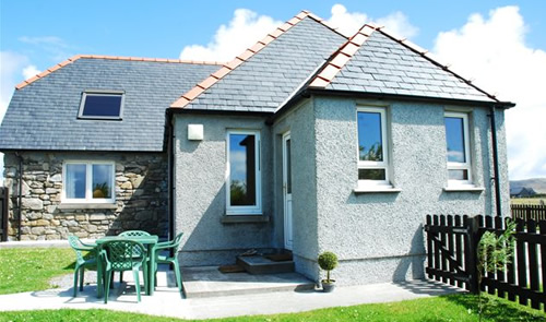 Self catering accommodation, South Uist, Western Isles