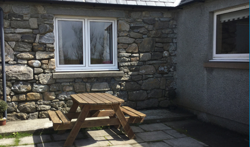 Canach Cottage, Boisdale, South Uist