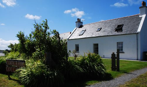 Corncrake Cottage, Self Catering Accommodation, South Uist